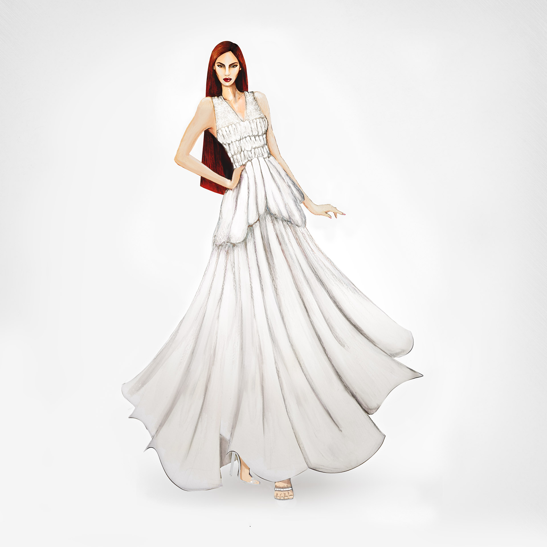 03 - Wedding Dress  - 1
